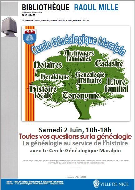 Animation NICE- Libération @ Bibliothèque Raoul MILLE | Nice | Provence-Alpes-Côte d'Azur | France